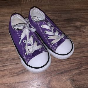 Baby Toddler Converse Sneaker Shoes Size 6